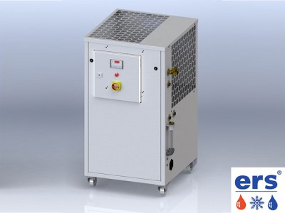 Autarkic Temperature Control in Plastic Industry by ERS