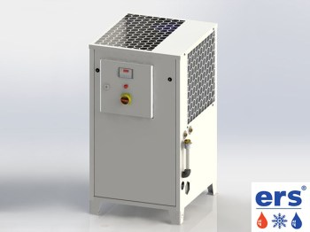 System Cooler in Plastic Industry by ERS