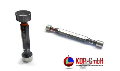 Plug Gauge in Plastic Industry by KDP