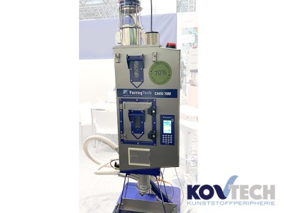 Compressed Air Dryer in Plastic Industry by KovTech