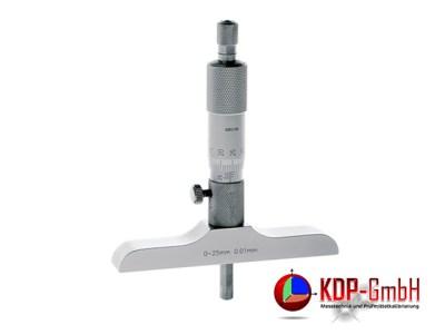 Micrometer Screw in Plastic Industry by KDP GmbH