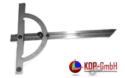 Goniometer in Plastic Industry by KDP