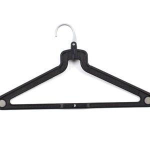 Magnetic Folding Garment Hanger