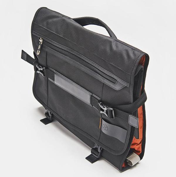 PLIQO Carry-on Orange