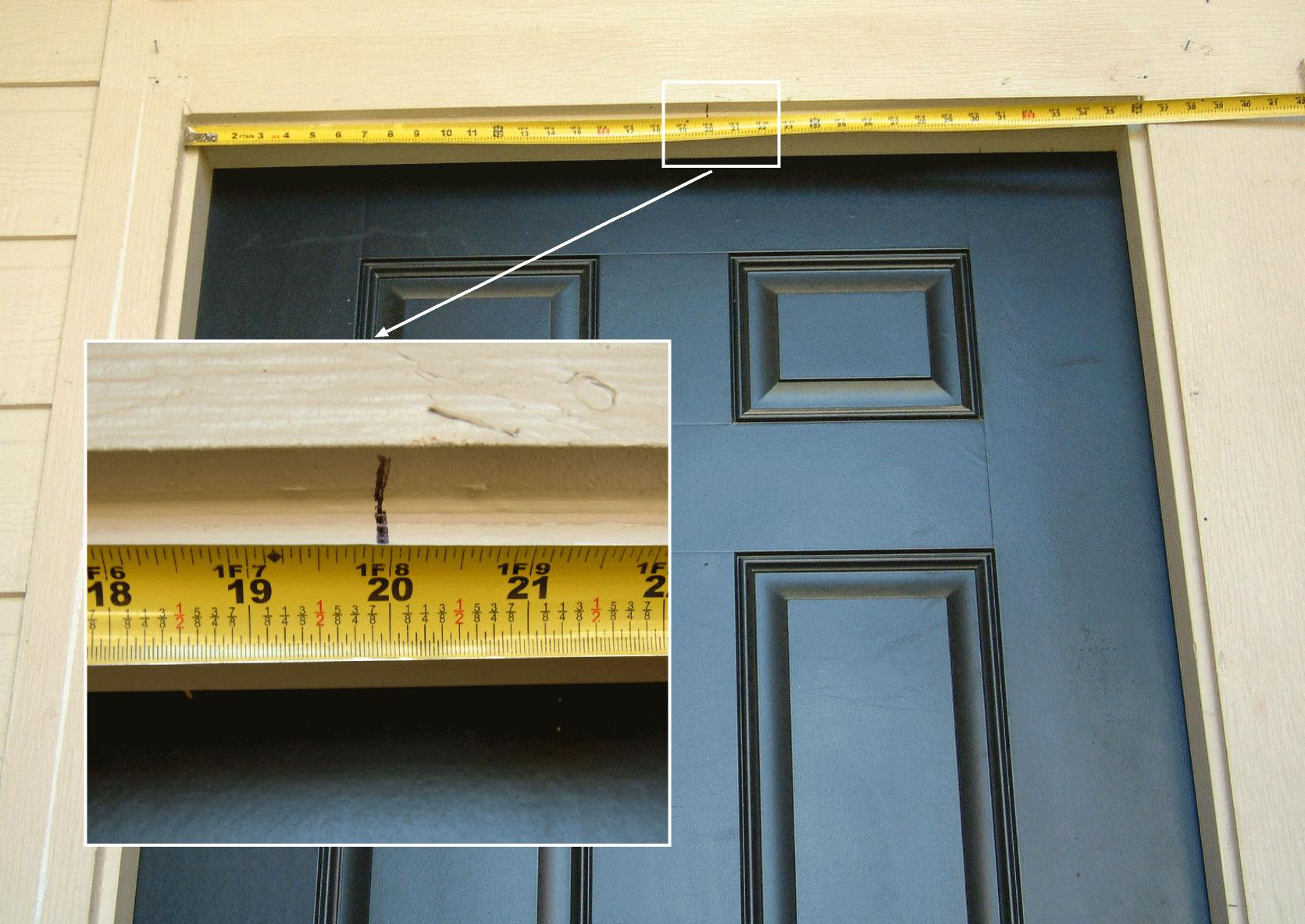 Old Measurement Instructions