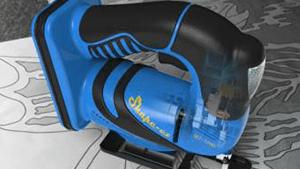 3D CAD Rendering
