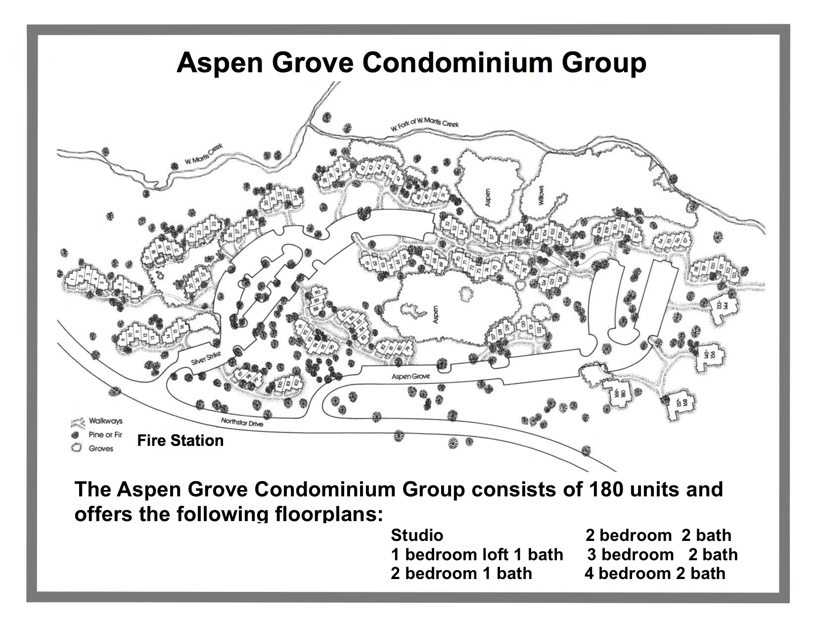 Aspen Grove Condominiums Tahoe And Truckee Real Estate
