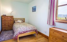 Single bedroom in Reraig cottage