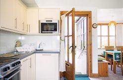 Reraig cottage kitchen