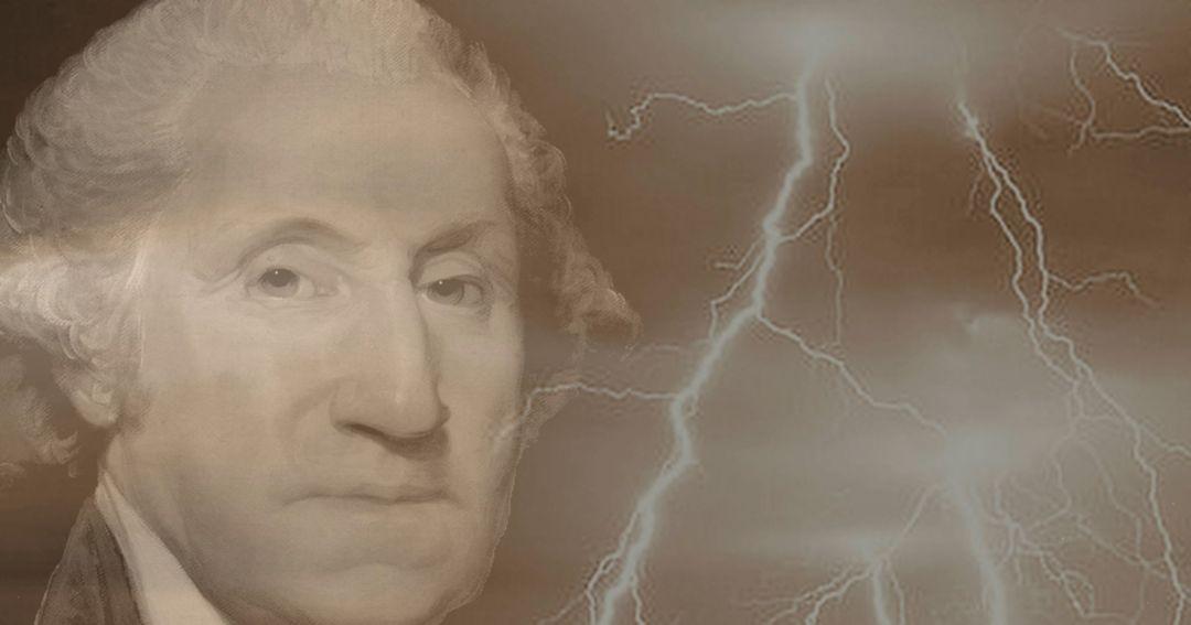 George Washington's Superhero Origin Story
