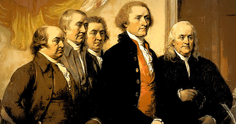 Thomas Jefferson's Deleted Scenes from the Declaration of Independence