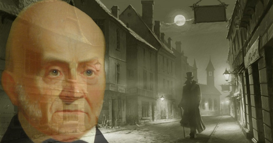 John Quincy Adams and Jack the Ripper