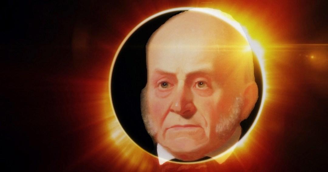 Solar Eclipse Tips From John Quincy Adams