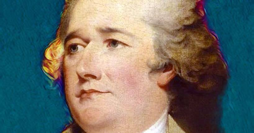 Alexander Hamilton And The First Five Presidents