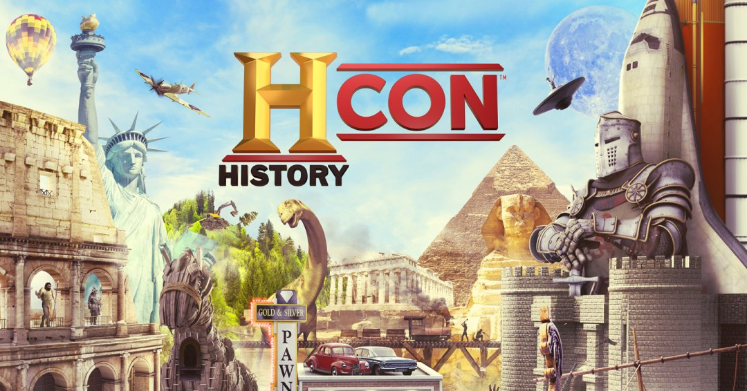 Join Us At HISTORYCON!