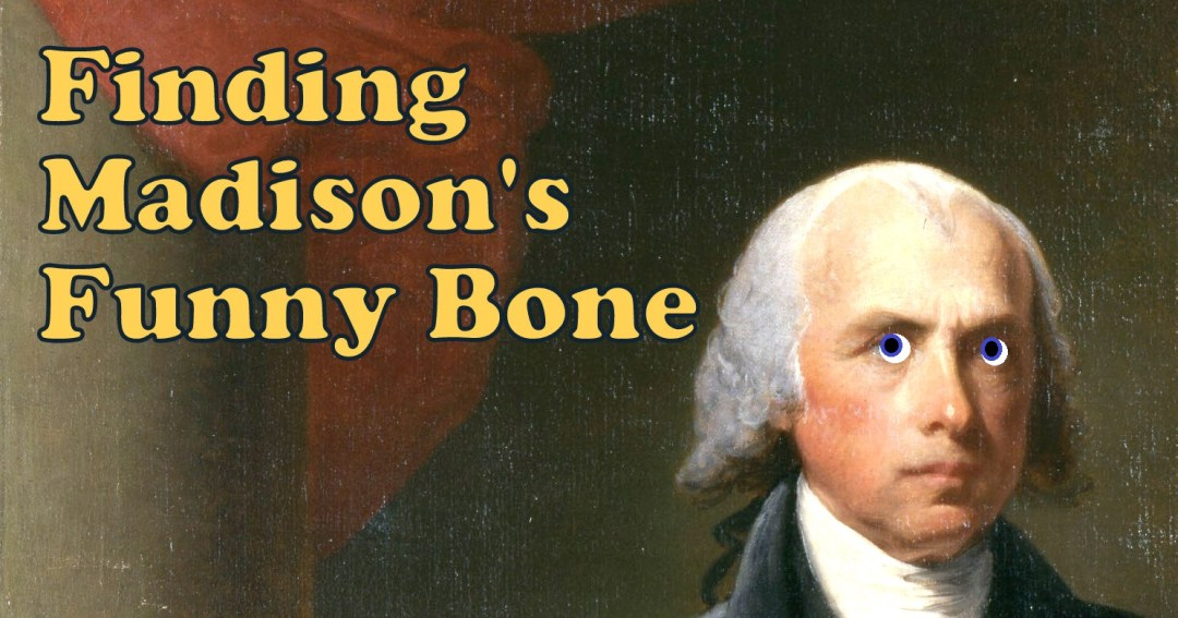Finding Madison's Funny Bone (Podcast)