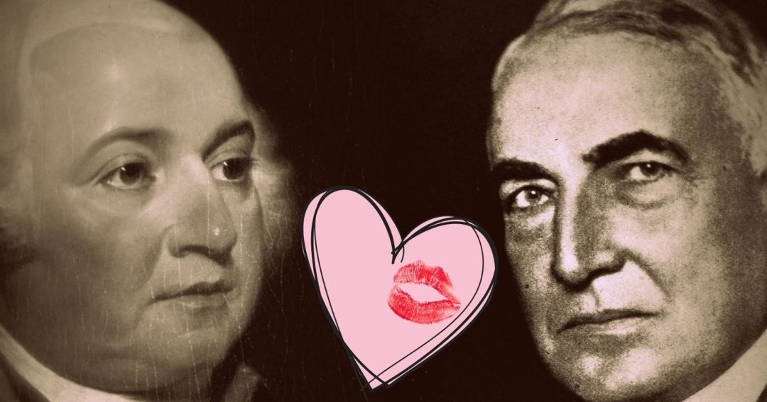 The Sauciest Presidential Love Letters (Podcast)