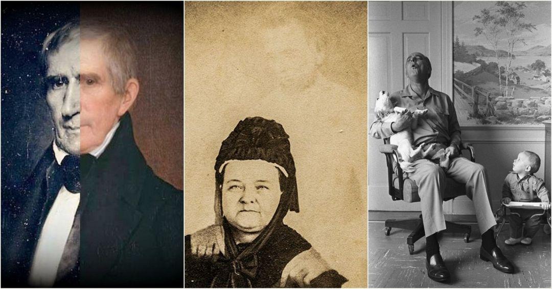 Cara Finnegan & Photographic Presidents