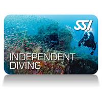 Plongeur-Solo-SSI-Independant-Diver-Card