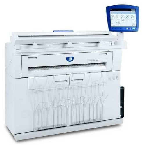 Plan Printers Discontinued Xerox 6604 Multifunctional
