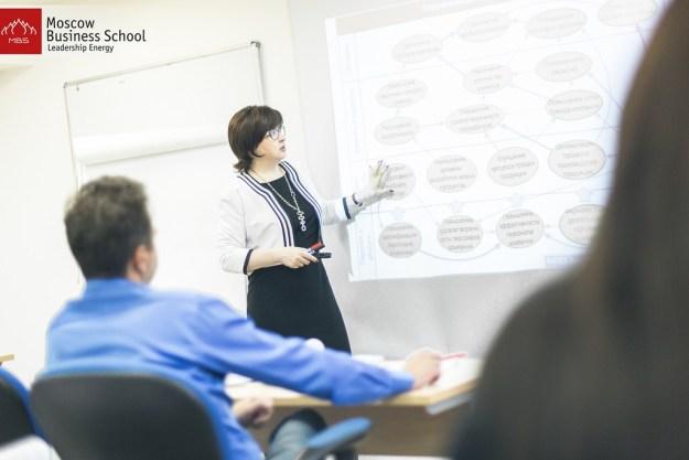 Лариса Плотницкая-семинар МБШ-Главный экономист-