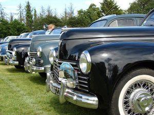 les retrovailles voitures anciennes