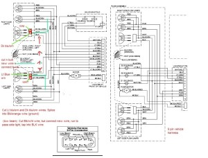 Can 9pin harness be connected to 12pin? | PlowSite