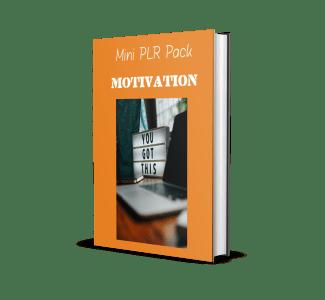 Motivation Mini PLR Pack