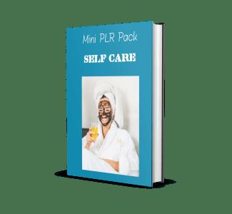 Self Care mini PLR Pack