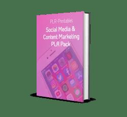 Social Media & Content Marketing PLR Pack