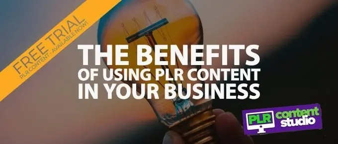 Benefits Private Label Rights Content