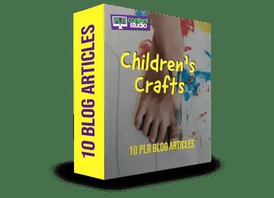 childrens-craft-plr-feat