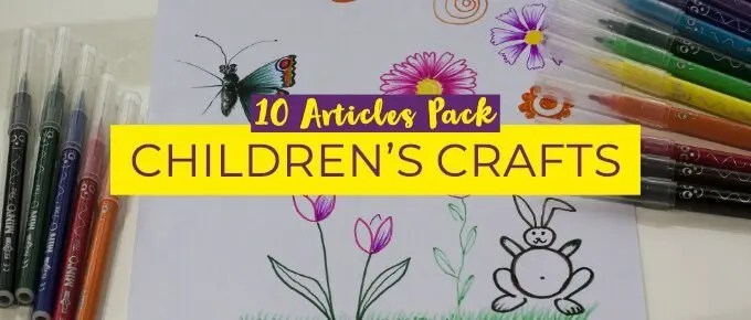 kids crafts plr articles
