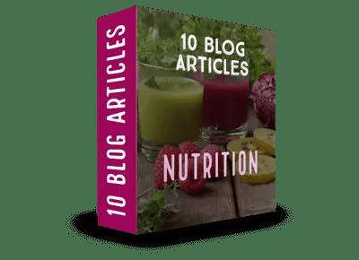 nutrition-plr-feat
