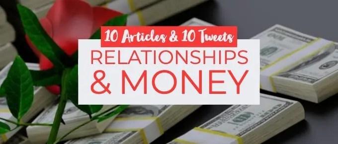 relationships money PLR