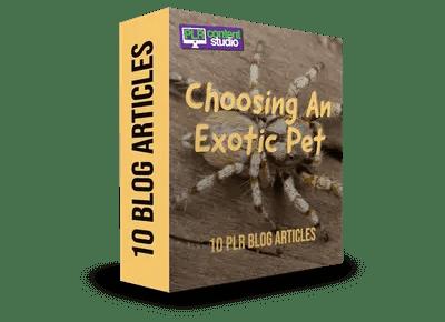 exotic-pets-plr-feature