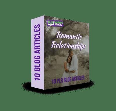 Romantic Relationships PLR Article Pack$7.99