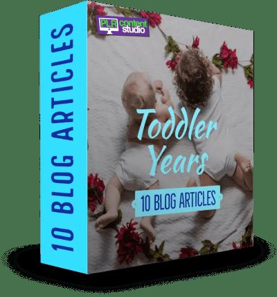 PLR Toddlers-Box
