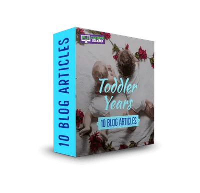 Toddler Years PLR Article Pack$7.99