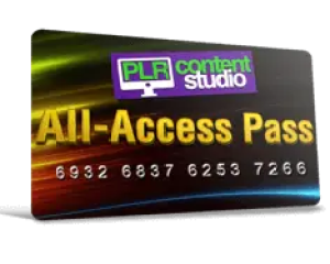 Plr-content-studio-all-access-pass