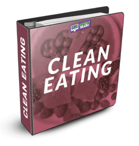 Clean-Eating-PLRebook-package