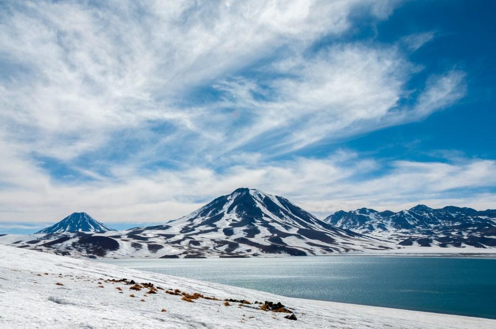 Cile, laguna, Lagunas Miscanti y Meñiques