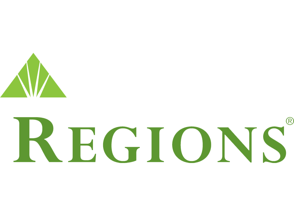 Regions Personal Banking Sign