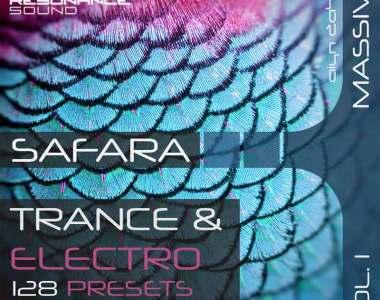 Resonance Sound Safara Vol.1 Massive - Soft Synth Presets