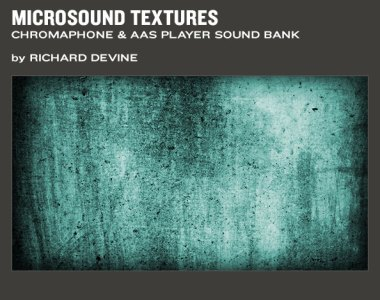 Applied Acoustics Systems Microsound Textures Chromaphone 2 Sound Bank - Soft Synth Presets