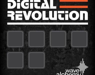 Wave Alchemy Digital Revolution - Kontakt Instrument