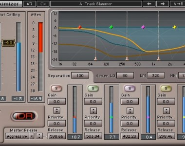 Waves L3 Multimaximizer - Multi-Effect