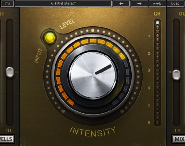 Waves Greg Wells MixCentric - Dynamic Processor