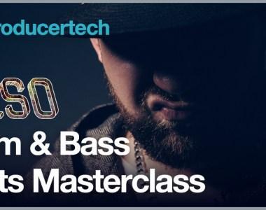 Producertech Drum & Bass Beats Masterclass by Reso - Video Courses
