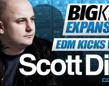 Plugin Boutique BigKick Expansion V15 - EDM V1 Kicks with Scott Diaz - Expansion Packs